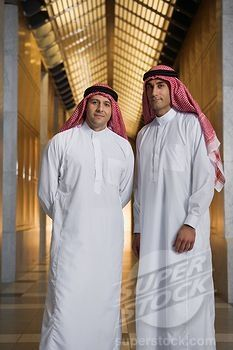 Middle east Traditional Clothing | Middle Eastern men in ...