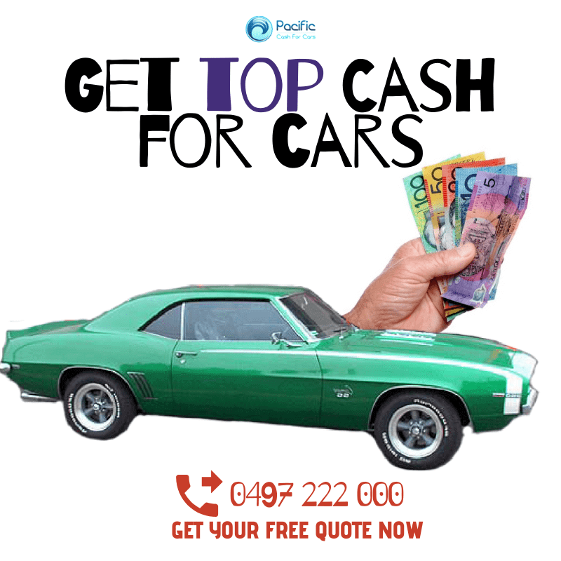 Cash For Cars Sydney Scrap car, Free cars, Car