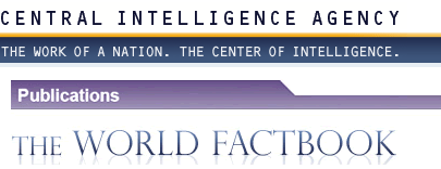 CIA-Central Intelligence Agency World Fact Book