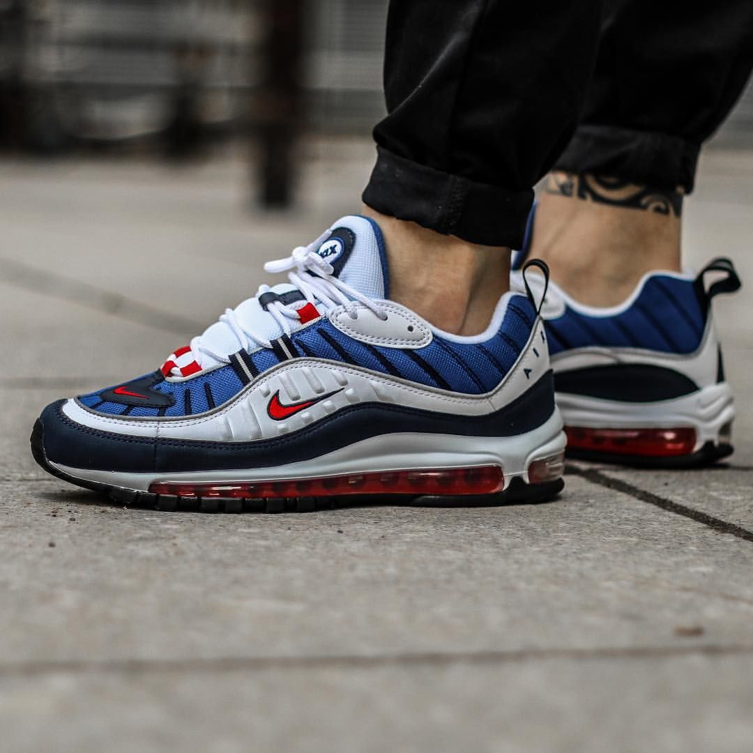 detailed look 0c616 034f8 Nike Air Max 98
