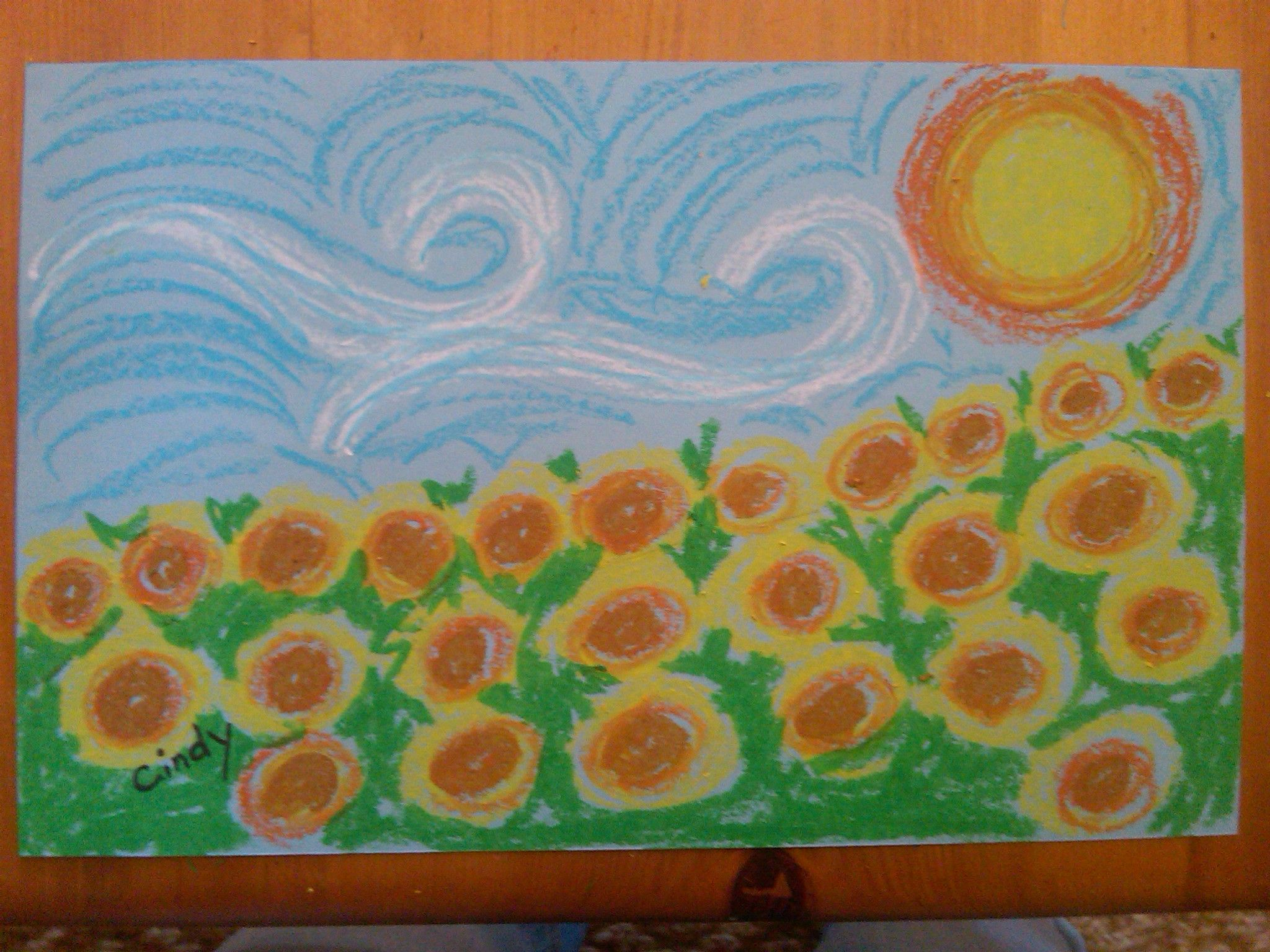 teaching kids art appreciation. Some nifty little projects. | Yes ...