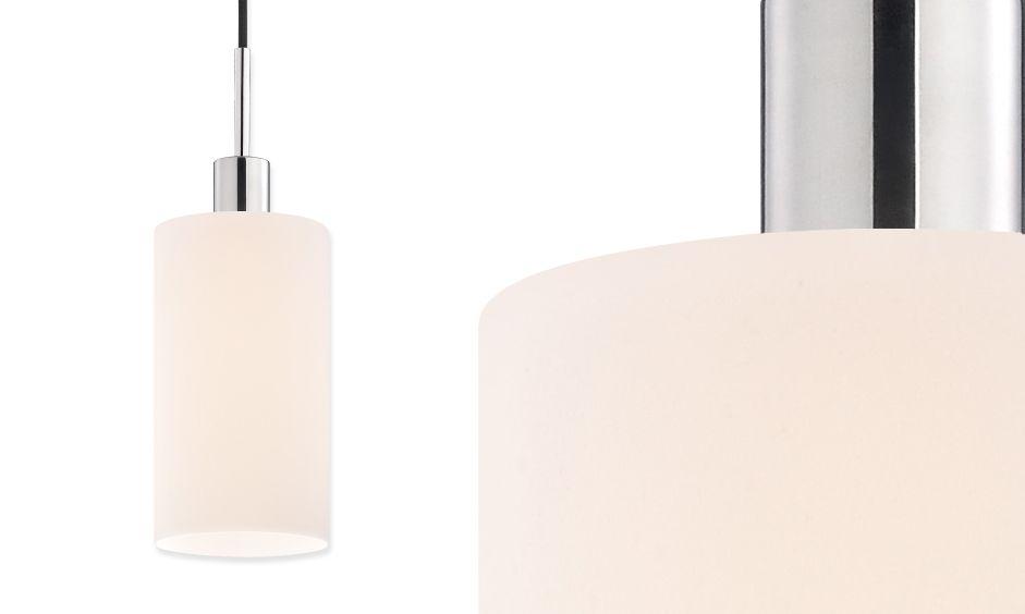 Glass Pendants Cylinder 3560 01k Sonneman Awayoflight Led Light Design Sonneman Light