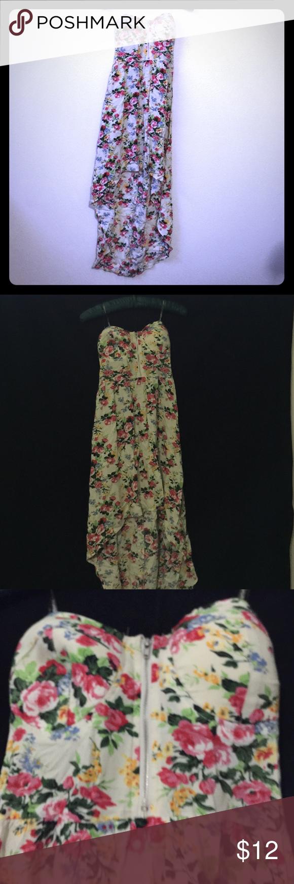 Strapless dress Summer dress Dresses Strapless