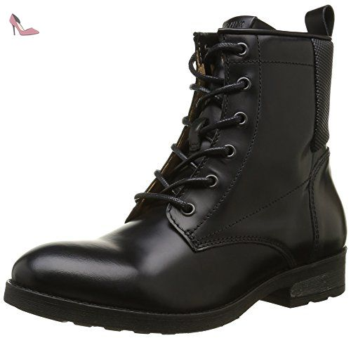 Norco Csr, Sneakers Hautes Hommes, Noir (328 Black/Castlerock), 40 EUPalladium