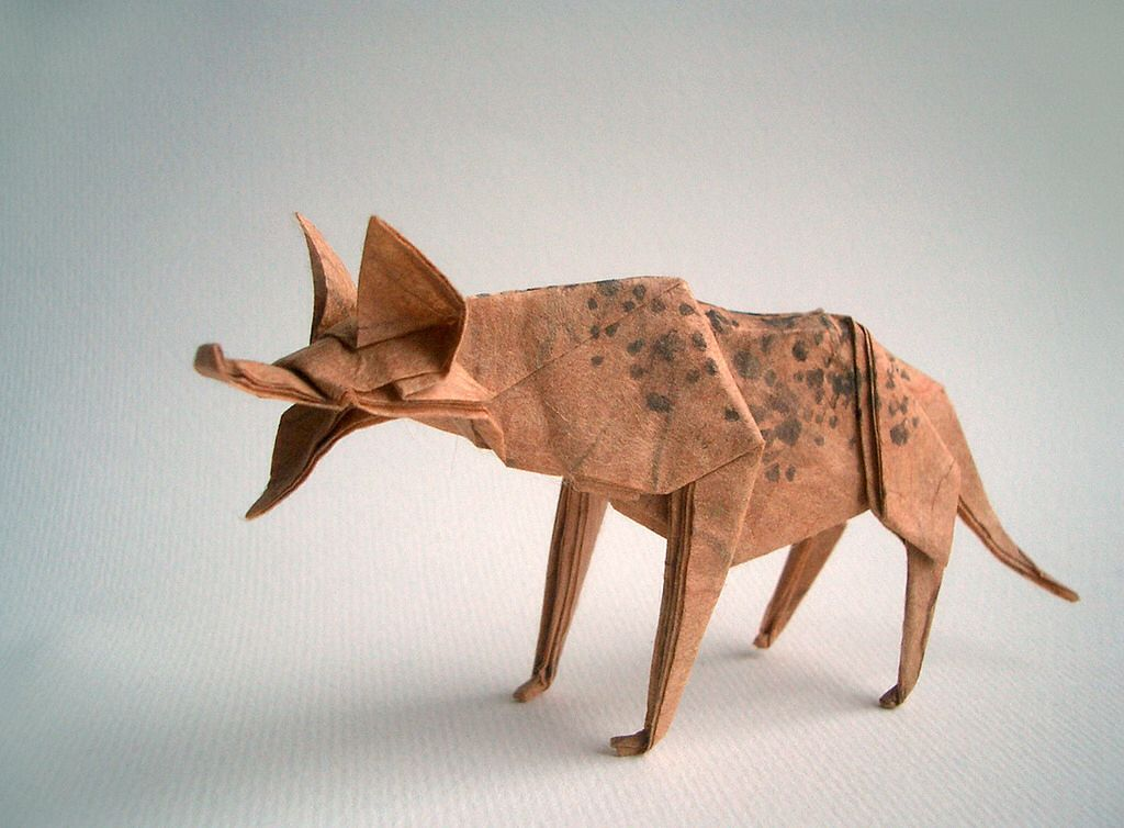 Creative Origami Instructions - African Animals - Documents ... | 754x1024