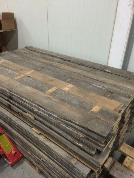 Verrassend Sloophout, Gebruikte Planken, Oud Hout, Pallet Hout te Koop WG-33