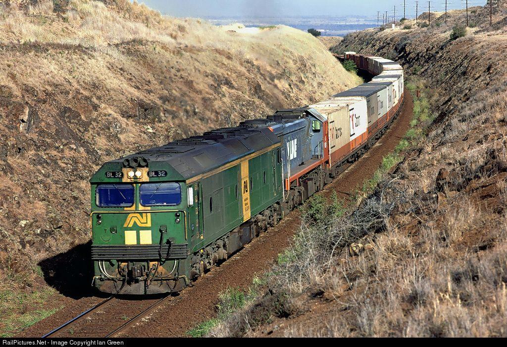 Pin On Australian Rail