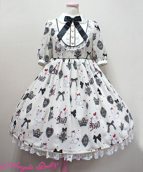 Angelic Pretty Mademoiselle de Parisワンピース