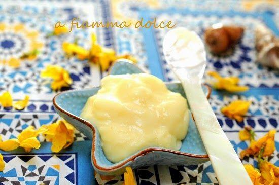 crema pasticcera con uova intere