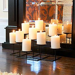 Fireplace Candelabra