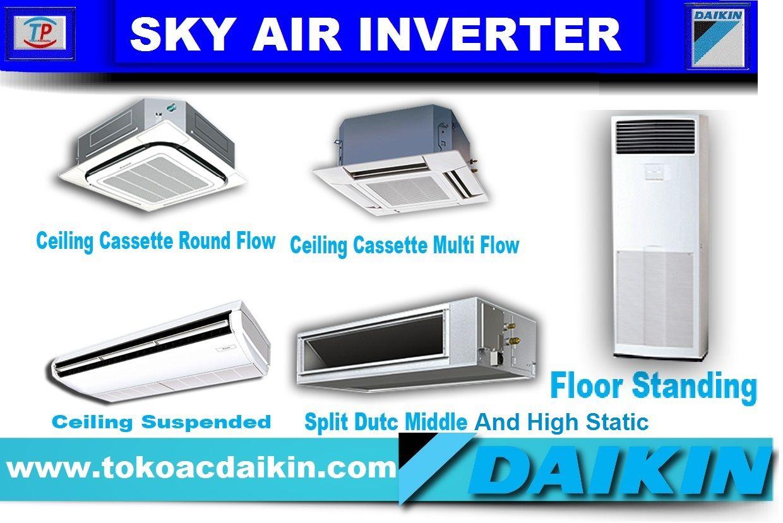 Sky Air Inverter Dan Non Inverter • DEALER RESMI AC DAIKIN