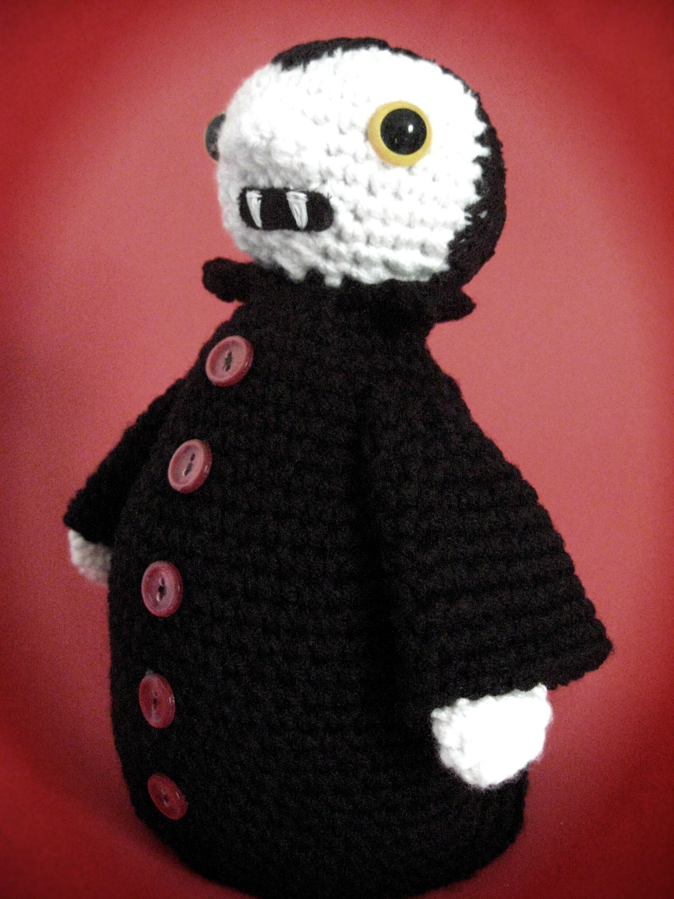Free Pattern Friday: Goodnight, Mr. Holmes | YarnPaint!