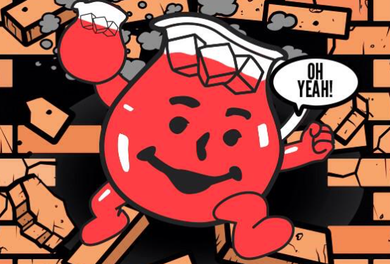 I Ask Myself This Question Daily Am I Going To Crush Today Cue Kool Aid Man With The Response Kool Aid Man Kool Aid Fun Trivia Questions