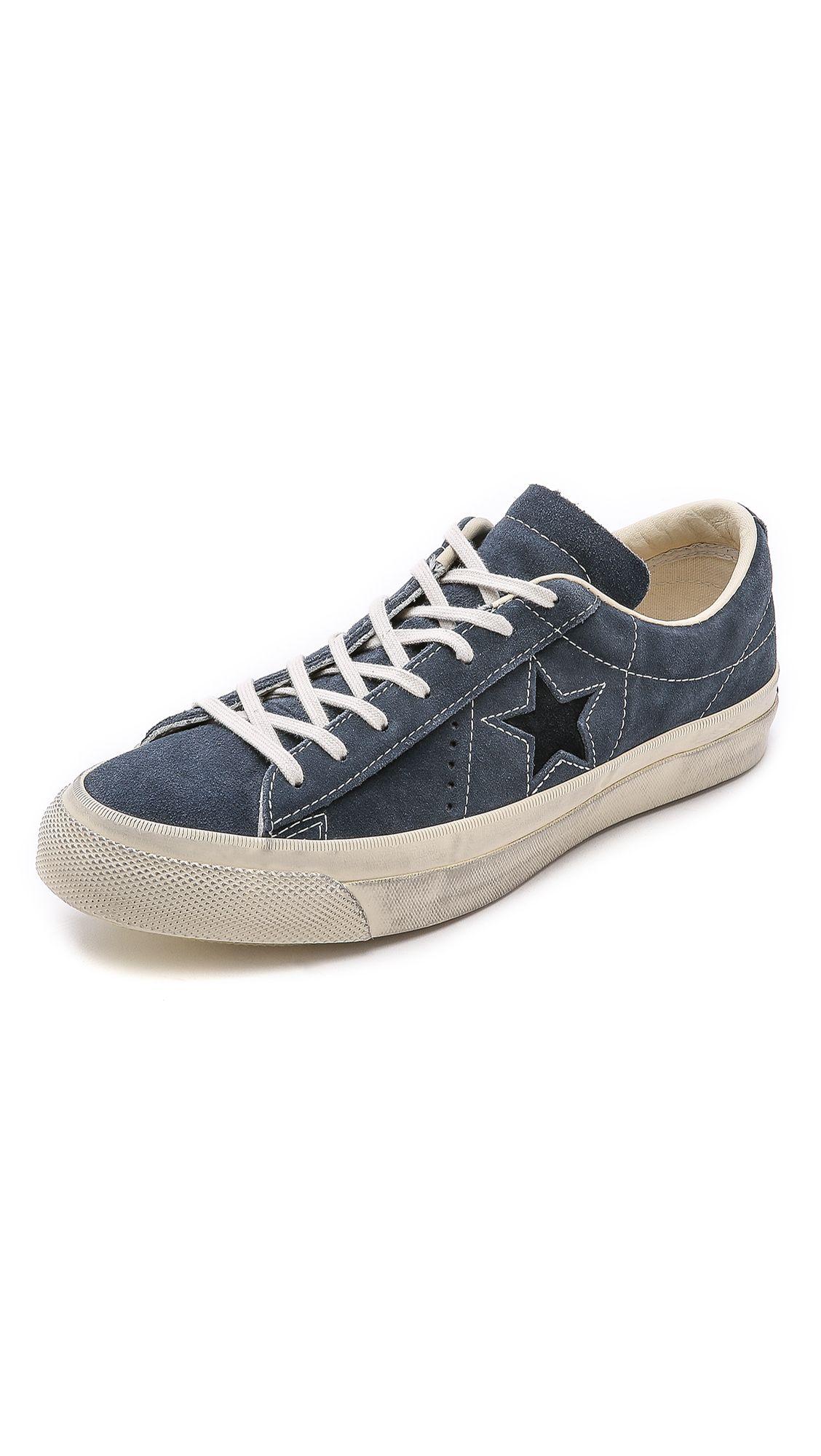 cbcecad1a26226 Converse x John Varvatos One Star Sneakers