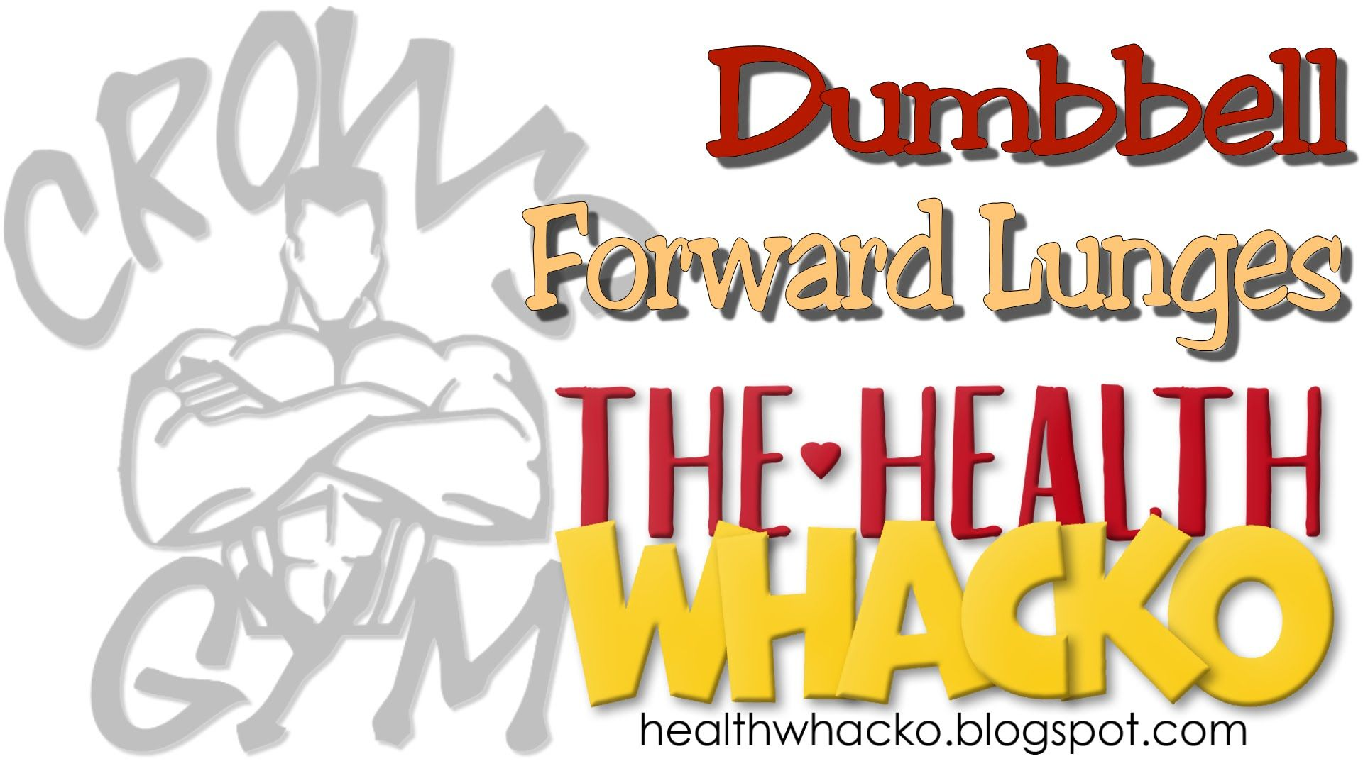 Pin by The Health Whacko on Workout Videos | Dumbbell ...
