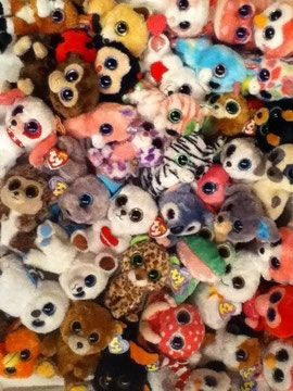 2ccae995df9 Teeny Tys plush in UK - Beanie Boo collection website!