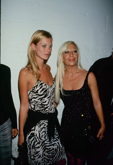 Kate and Donatella. We take a look back at Versace dresses http://asos.to/1qw8kpD