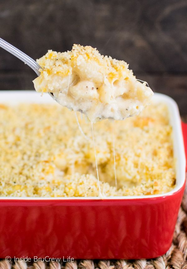 Three cheese macaroni and cheese recipe macaroni cheese and third perfect food forumfinder Images