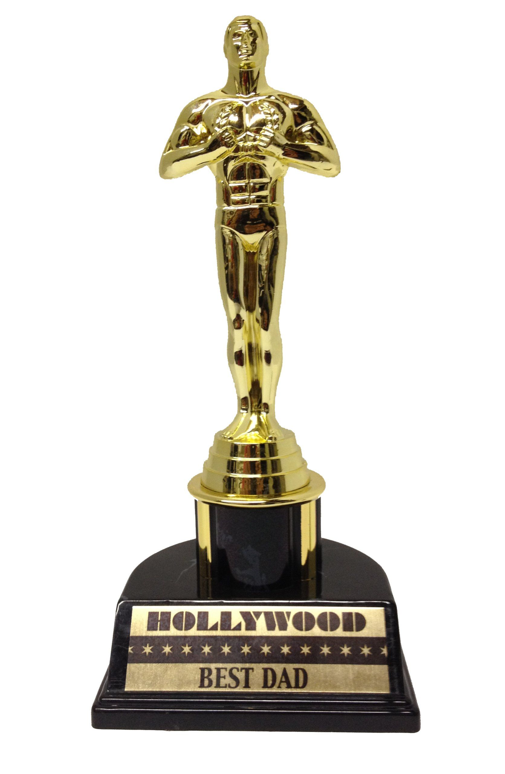 Best Dad Trophy Victory Award Dad Gifts