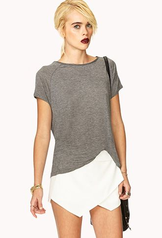 b15c87786 CUTEST SHORTS EVER!Must-Have Origami Skort | FOREVER21 - 2000126583 ...