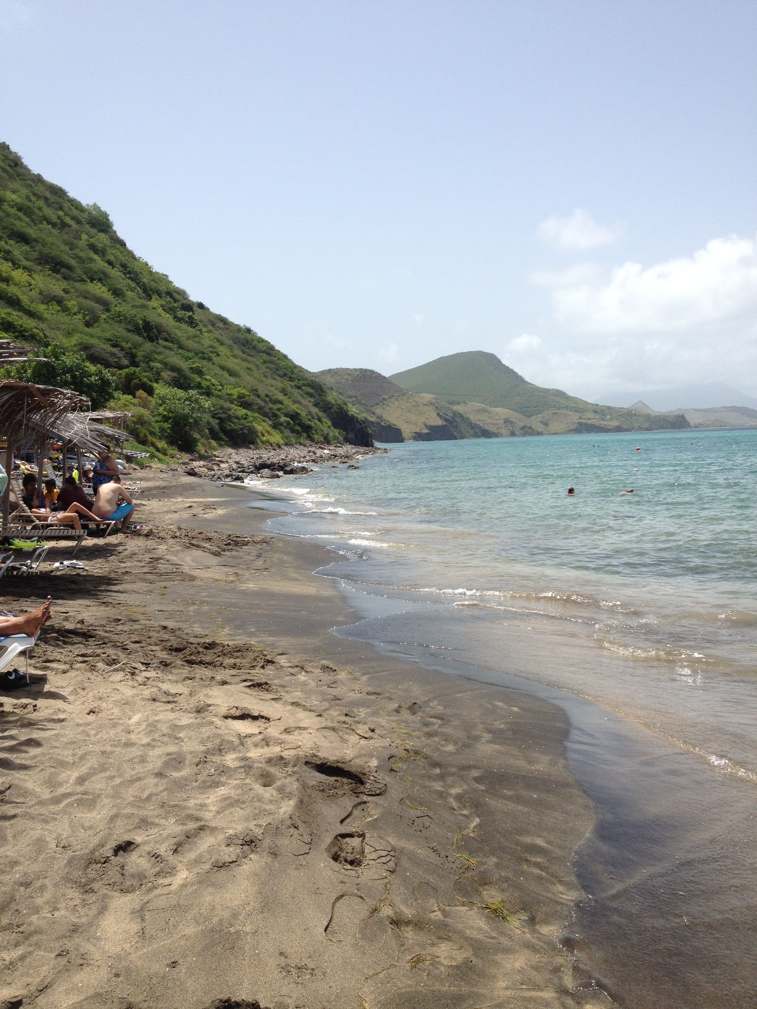 Shipwreck Beach Bar At Friar S St Kitts