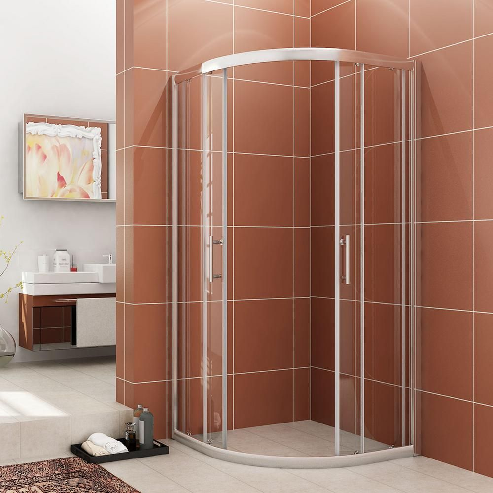 Pin By Joyce On Bathroom In 2020 Corner Shower Doors Sliding Shower Door Corner Shower