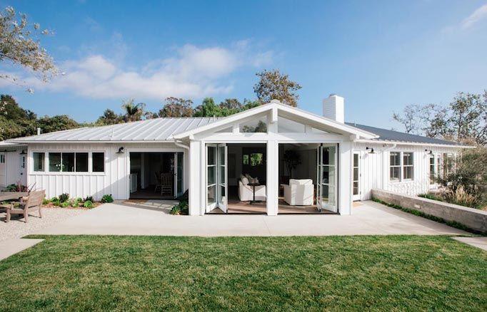 dream home: a modern ranch farmhouse   exterior home   pinterest