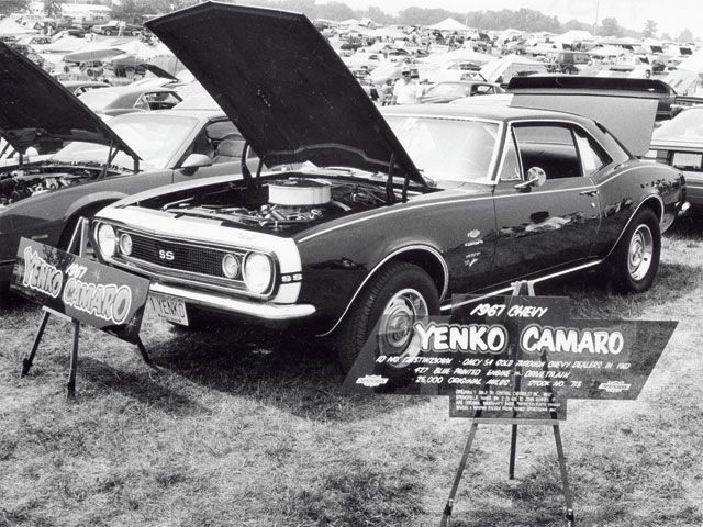 18++ 1967 yenko camaro iphone