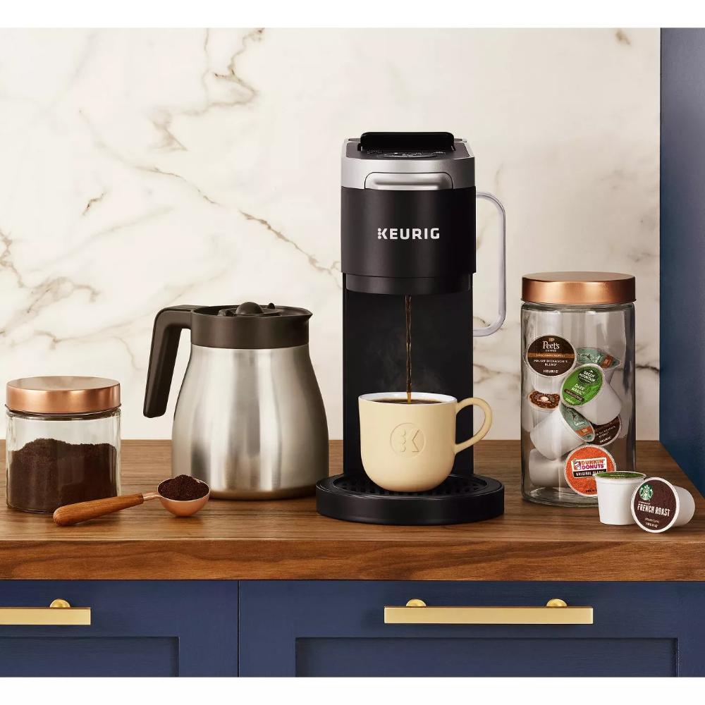 Keurig KDuo Plus SingleServe & Carafe Coffee Maker