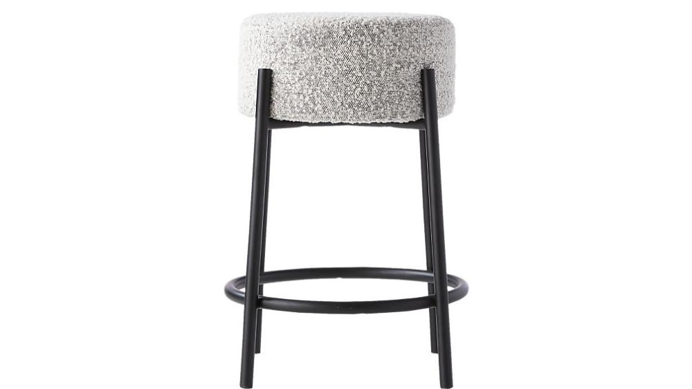 Peg 24 Upholstered Counter Stool Reviews In 2020 Upholstered