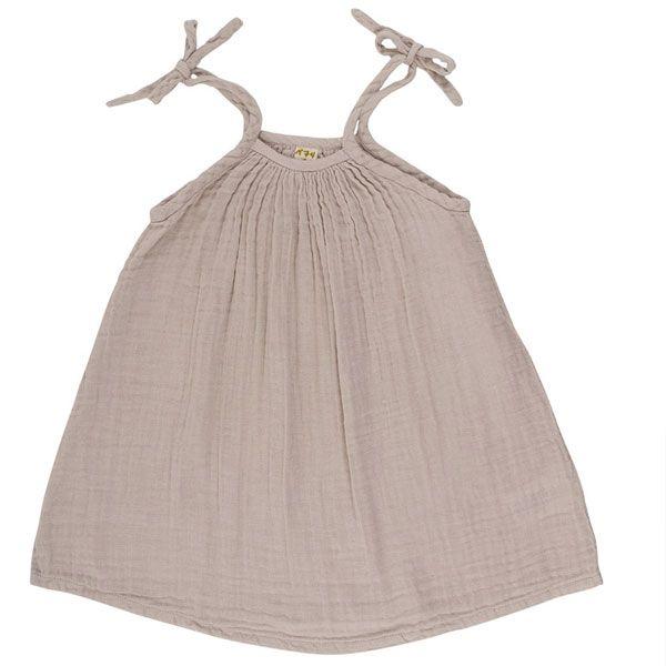 1942bc7a93b34 Découvrez sur internet notre Robe Mia - rose poudre Numéro 74  www.little-home.fr