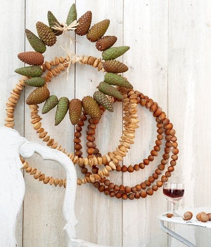 Photo of ▷ Make autumn wreaths yourself – ideas to imitate