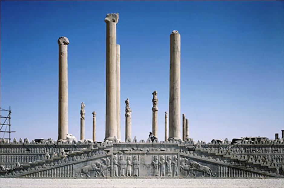 NameApadana(Audience Hall) of Darius and Xerxes Artist