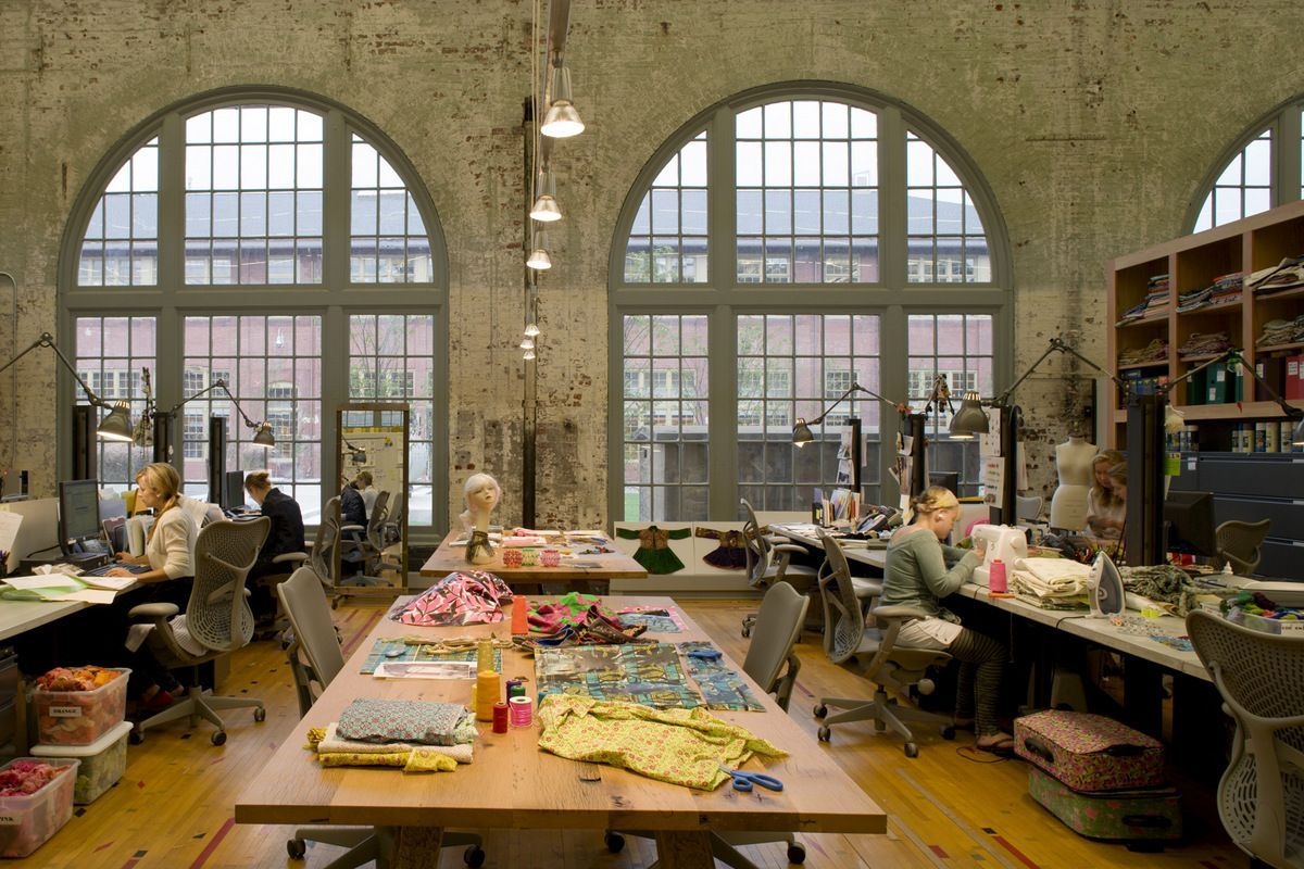 Good Office Tour: An Inside Look At The Epic Campus Of Urban Outfitters