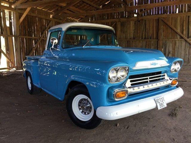Chevrolet Apache Chevrolet Apache Vintage Pickup Trucks Classic Trucks