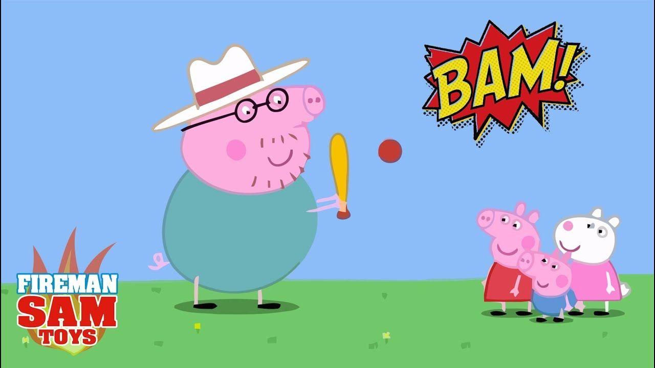 Peppa Pig Games Bat And Ball Gameplay Best Pepa App Free