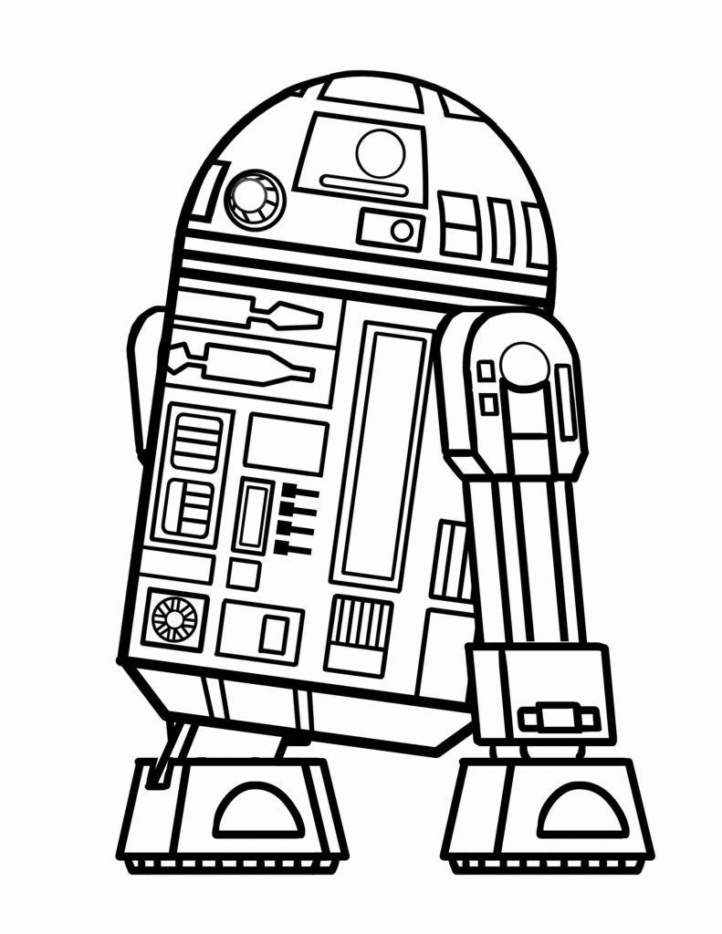 25 Awesome Picture Of R2d2 Coloring Page Star Wars Coloring