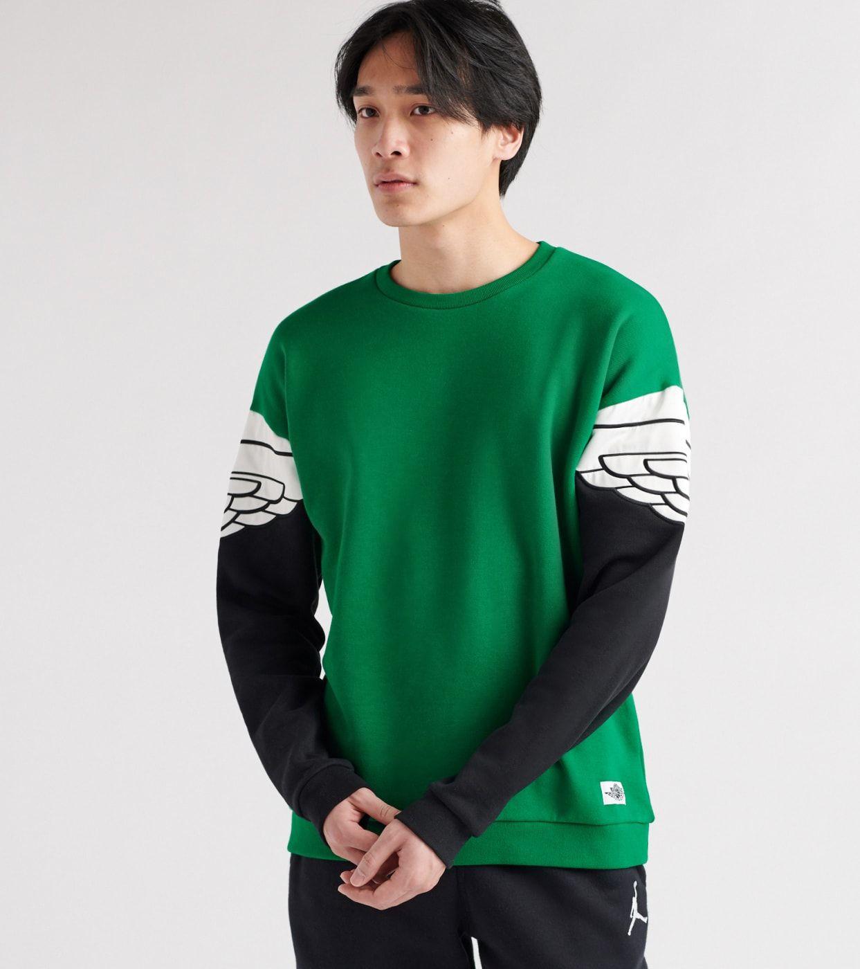 Jordan Wings Classics Sweatshirt (Green
