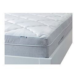 Sultan Hansbo - memory foam pillowtop mattress Length: 79 1/2 ... on