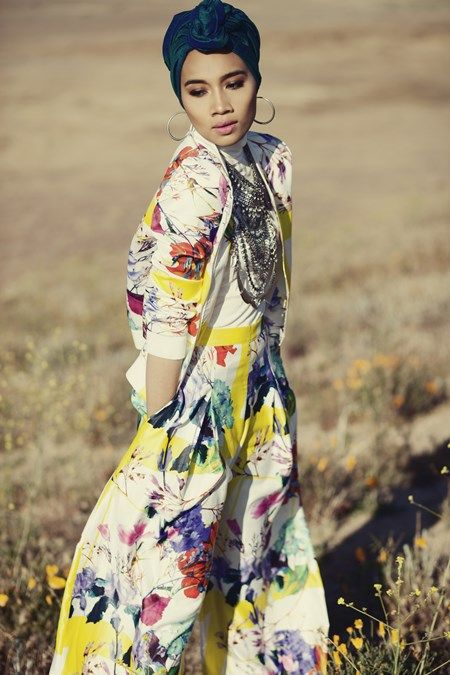 Yuna Zarai - Singer, Songwriter, Fashion Icon   Fashion ...