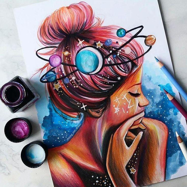 """Photo of """"Das Universum ist nicht außerhalb von dir. Schau in dein   #fille #UNIVERSE #a…"""