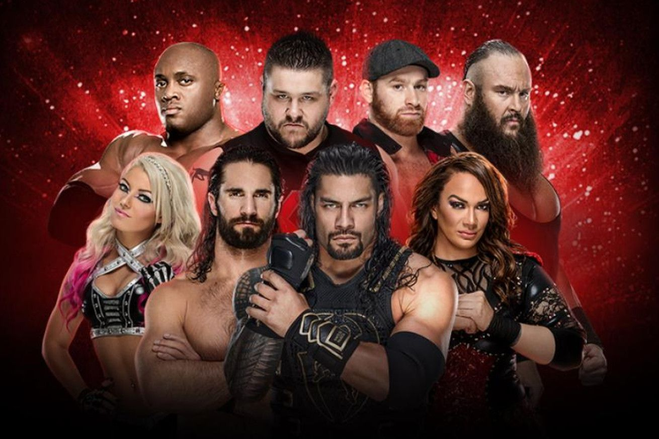 news - backlash time & wwe network schedule | roman reign