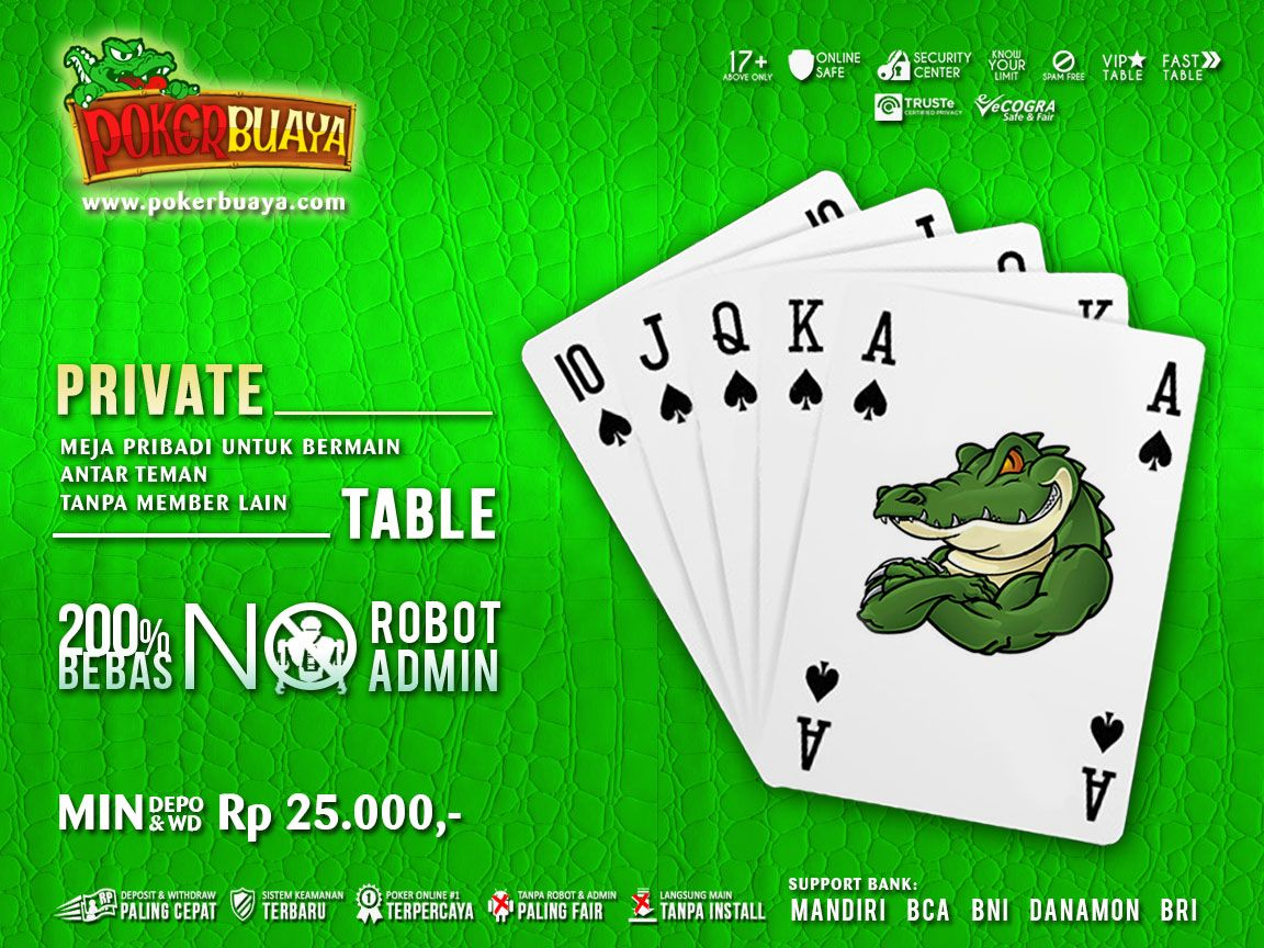 Pin Di Pokerbuaya
