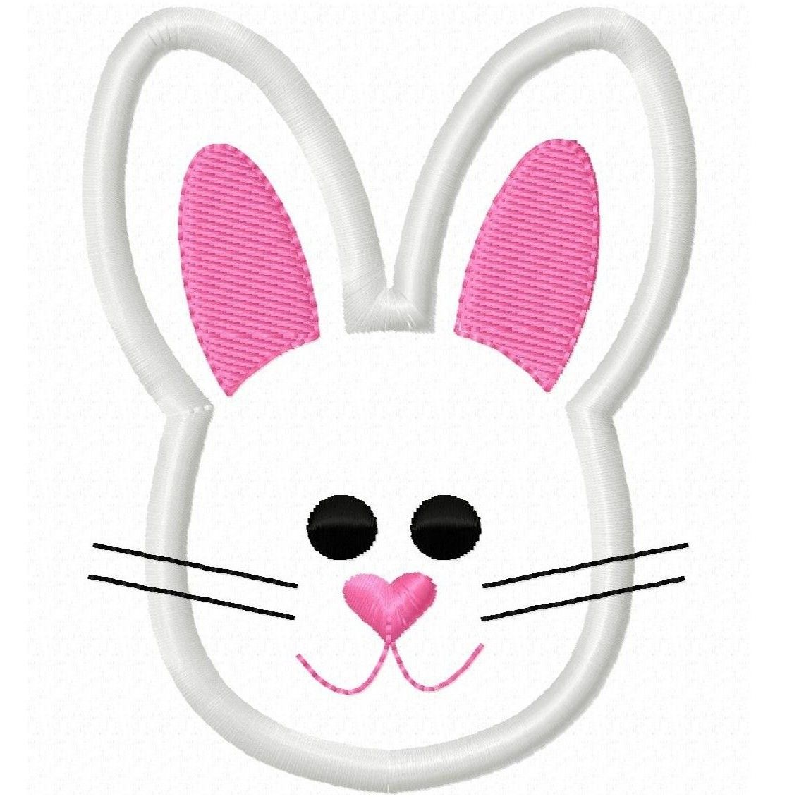 39+ Easter bunny face clipart info