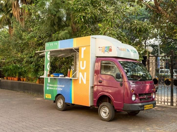 Eat N Run 10 Food Trucks In India That Are Serving Delicious