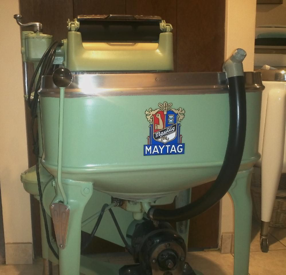 Maytag Model 30 Wringer Washer 1935 Fully Restored