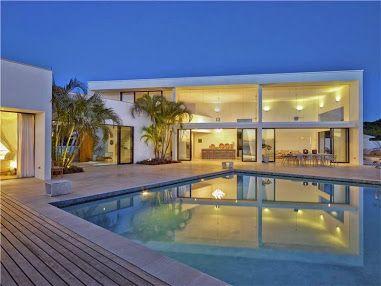 Caribbean house plans barbados