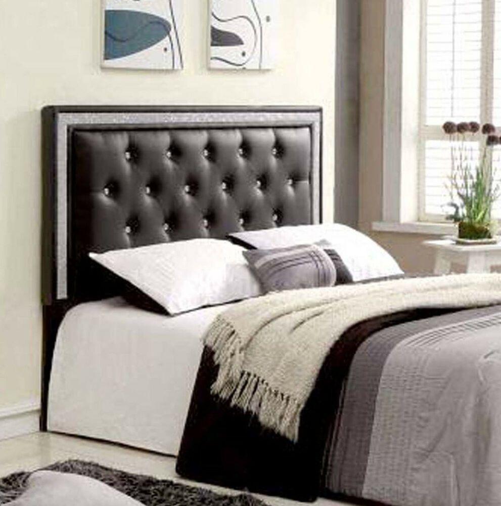 adjustable upholstered Tufted button tan fabric linen Headboard Queen Bedroom