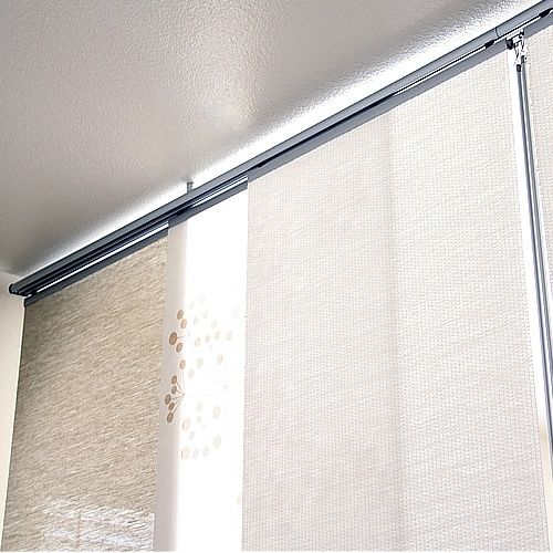 free ikea panel curtain kvartal railto divide foyer from living room with rail pour panneau. Black Bedroom Furniture Sets. Home Design Ideas