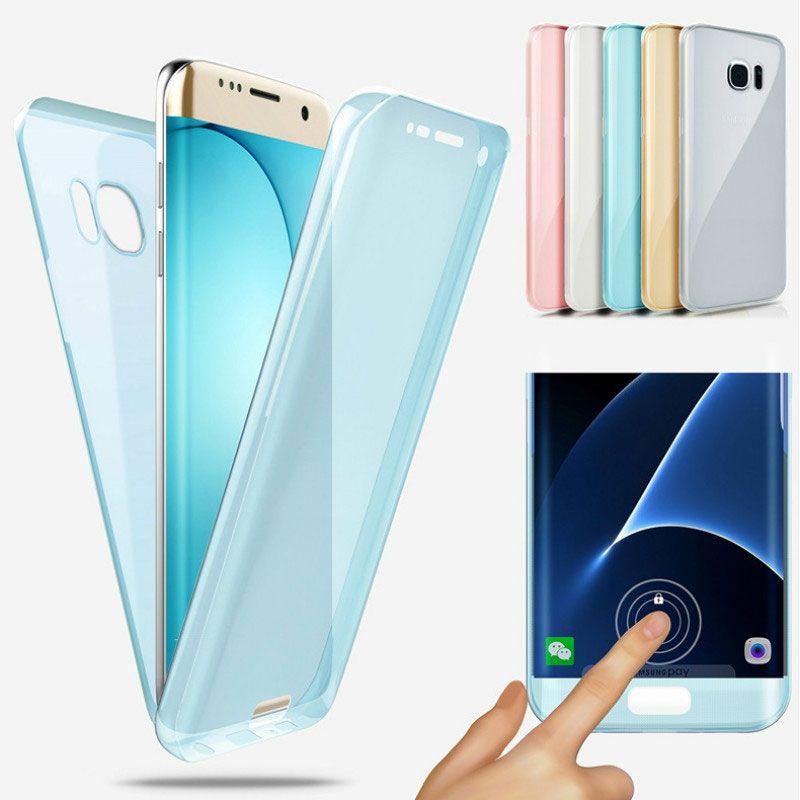 Hard 360 Full Cover Protection Samsung Galaxy J4 J6 J8 A6 A8 S9 S8 Plus J3 J5 J7 Eu Grand Prime Samsung Galaxy Phones Samsung Phone Cases Samsung Galaxy